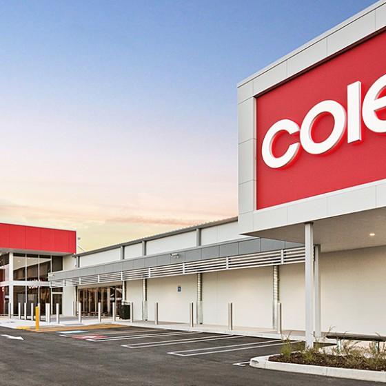 Coles Supermarket Yarrabilba