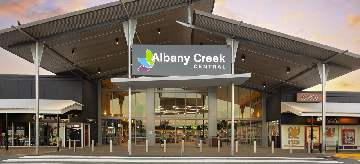 Albany Creek Shopping Centre