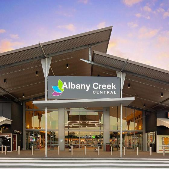Albany Creek Shopping Centre