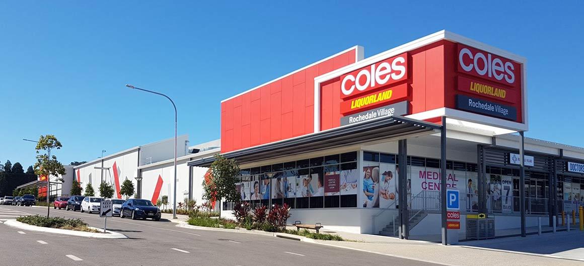 Coles Rochedale Village