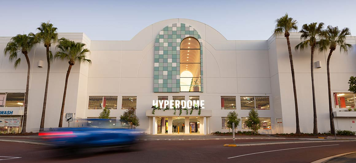 Logan Hyperdome North Mall