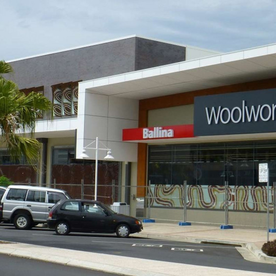 Woolworths Ballina Shopping Centre