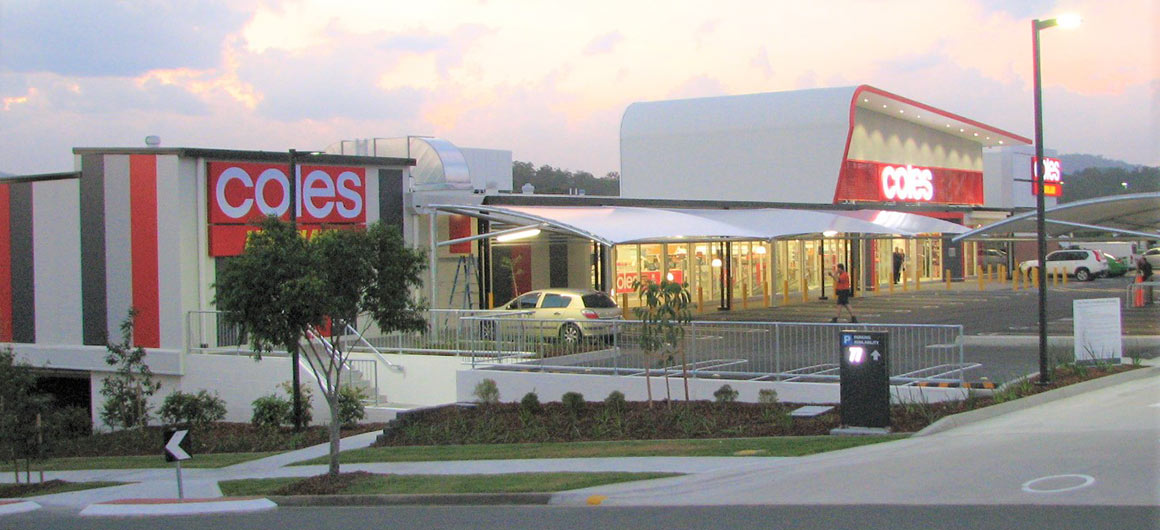 Coles Pacific Pines Shopping Centre 1