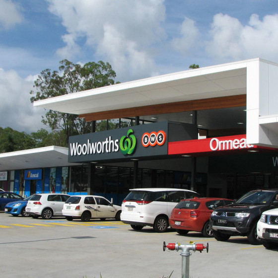 Woolworths Ormeau Shopping Centre